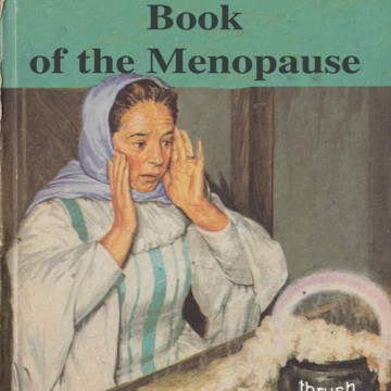 Ladybird book of the menopause