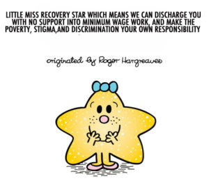 little miss recovery star