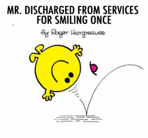 Mr Discharged by Dolly Sen