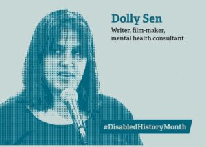 Dolly Sen -NUS disability history month